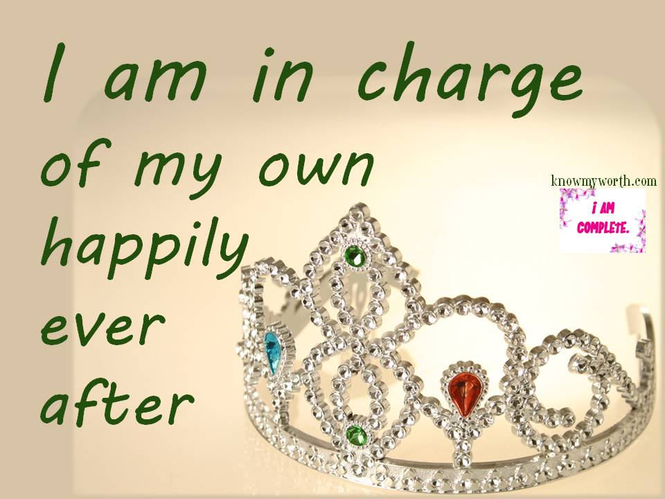 happily ever after know my worth