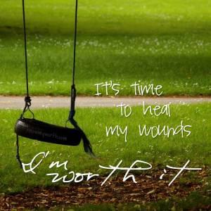 I'm worth it - heal