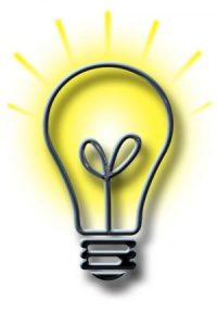 lightbulb by woodsy @ rgbstock.com